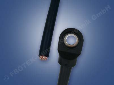 COPPER POWER CABLE 95QMM FROETEK