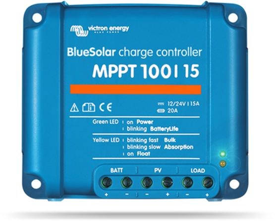 REGULADOR BLUESOLAR MPPT 100/15 (12/24-15A)