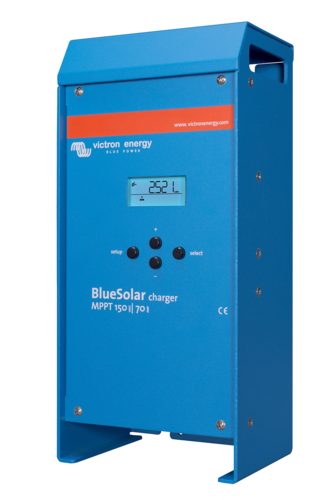 REGULADOR BLUESOLAR MPPT 150/85 (12/24/36/48-85A)