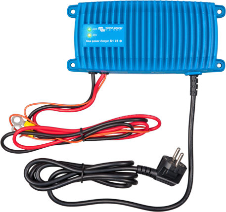 BLUE POWER IP67 CHARGER 24/8 (1+Si)