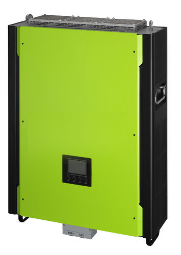 Inversor 10kW on/off-grid con backup de batería